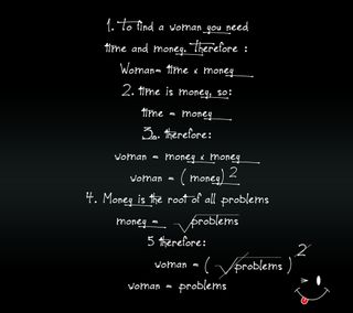 Обои на телефон женщина, цитата, поговорка, математика, комедия, знаки, забавные, деньги, woman and money