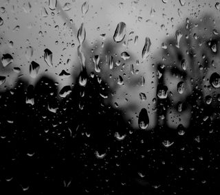 Обои на телефон окно, капли, вода, абстрактные, abstract window