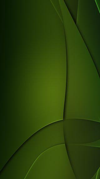 Обои на телефон другие, зеленые, абстрактные