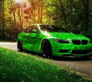 Обои на телефон м3, машины, зеленые, дизайн, бмв, автомобили, авто, green bmw m3, bmw