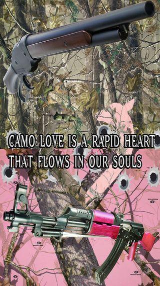 Обои на телефон оружие, камуфляж, сердце, любовь, love