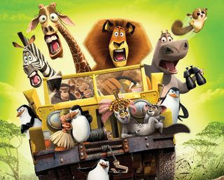 Обои на телефон анимация, фильмы, madagascar movie, madagascar, afro