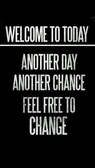 Обои на телефон чувствовать, сегодня, менять, свобода, feel free