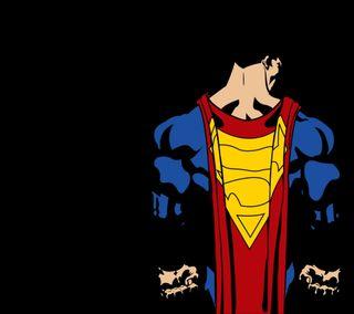 Обои на телефон супермен, 2160x1920