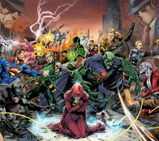 Обои на телефон чудо, супермен, комиксы, женщина, война, бэтмен, trinity war, dc