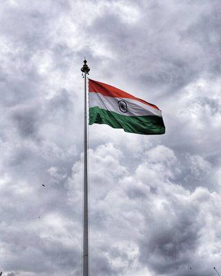 Обои на телефон фотография, флаги, флаг, триколор, индия, армия, indianflag