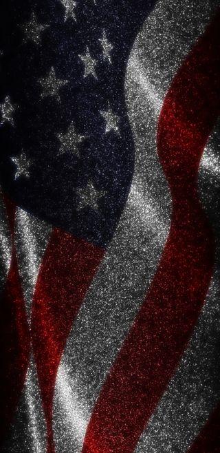 Обои на телефон празднование, серебряные, сверкающие, независимость, июль, дизайн, день, july 4 trubute, 4е