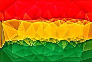 Обои на телефон многоугольник, шаблон, текстуры, регги, раста, музыка, крутые, красые, золотые, зеленые, градиент, абстрактные, red gold green, rastafari
