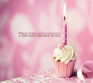 Обои на телефон чашка, торт, счастливые, пожелания, день рождения, happy, cup