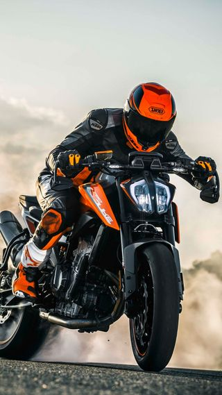 Обои на телефон 2018 ktm 790 duke hd 4k, 2018 ktm 790 duke hd, гонка, ктм, мотоцикл