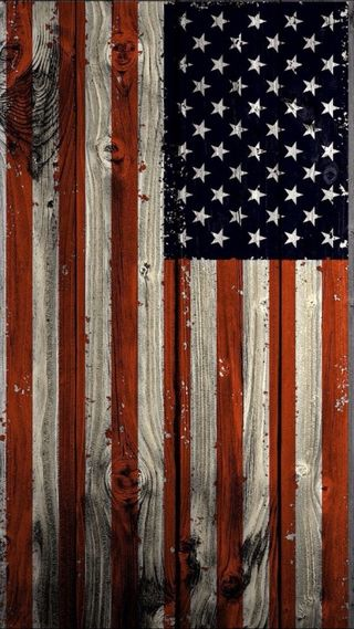Обои на телефон флаг, сша, звезды, дерево, американские, америка, usa