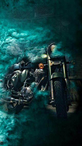 Обои на телефон поезда, мотоциклы, мертвый, космос, король, дым, дракон, война, бог, беззубик, smoke royal enfield, dragon