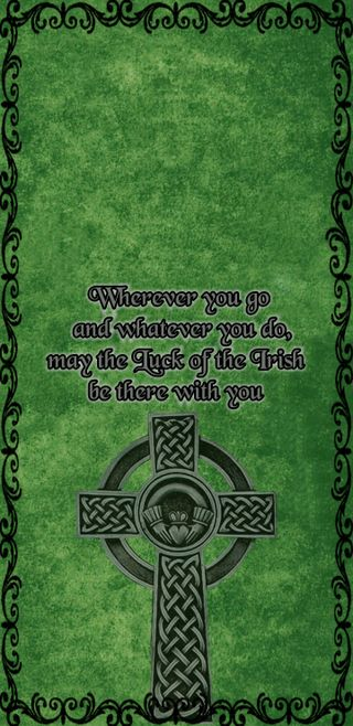 Обои на телефон удача, ирландские, ирландия, luck of the irish, irland