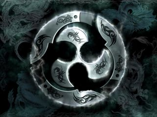 Обои на телефон племенные, рок, музыка, логотипы, звезда, trivium logo, trivium
