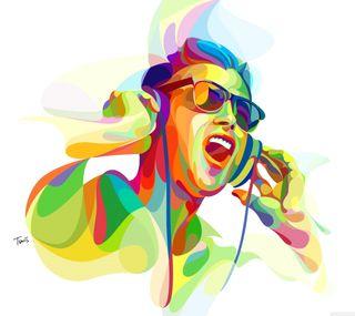 Обои на телефон изображение, музыка, красочные, артистические, арт, абстрактные, art, abstract image