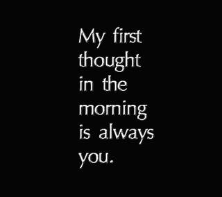 Обои на телефон всегда, утро, ты, первый, мысль, любовь, love, first thought