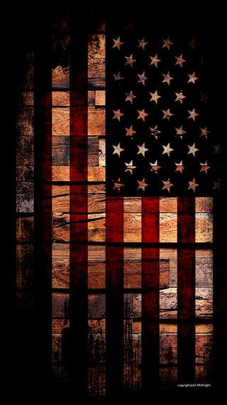Обои на телефон флаг, сша, свобода, дерево, usa flag on wood bg, usa