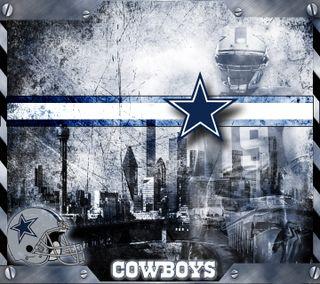 Обои на телефон футбол, техас, синие, даллас, город, белые, nfl, cowboys