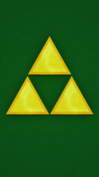 Обои на телефон символ, окарина, легенда, зельда, triforce, link, hyrule
