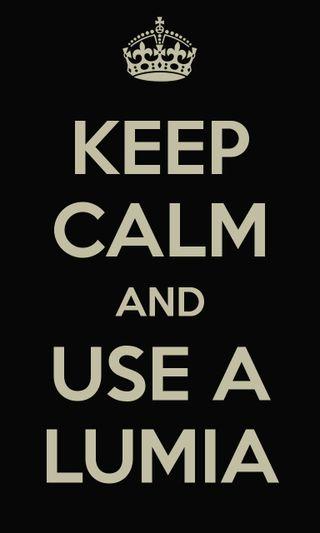 Обои на телефон спокойствие, люмия, use, keep