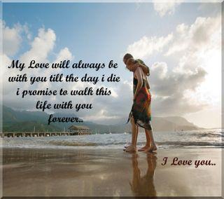 Обои на телефон слова, цитата, ты, романтика, прогулка, пляж, пара, милые, любовь, love, i love you, 3д, 3d