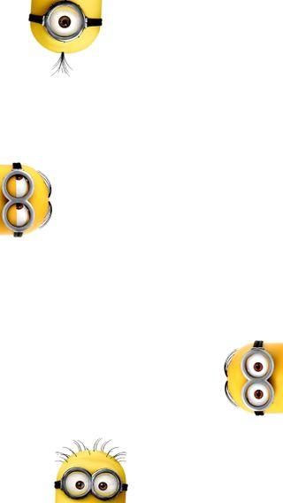 Обои на телефон я, фильмы, миньоны, забавные, айфон, minions hide n seek, mhz, iphone, 5s, 2015