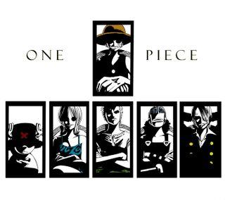 Обои на телефон пираты, нами, луффи, зорро, аниме, piece, one