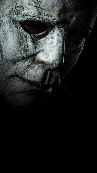Обои на телефон хэллоуин, фильмы, страшные, майк, myers, halloween mike