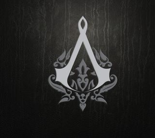 Обои на телефон эмблемы, логотипы, крид, знаки, ассасин