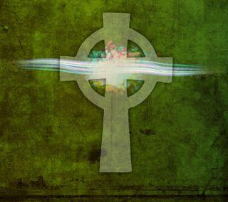 Обои на телефон ирландские, крест, кельтский, ирландия, st paddys