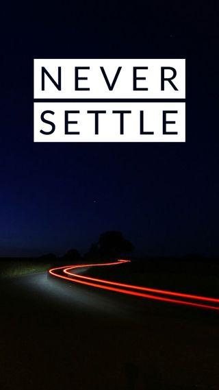Обои на телефон решить, никогда, never settlenever settle, never settle
