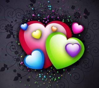 Обои на телефон написано, цитата, сердце, рисунки, прекрасные, милые, любовь, друзья, абстрактные, love, hd heart abstract