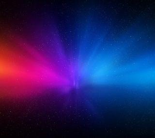 Обои на телефон аврора, цветные, свет, космос, звезда, cosmo