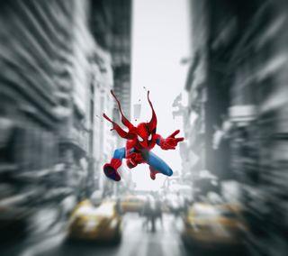 Обои на телефон стиль, паук, любовь, крутые, spider-man  dr, love, dr