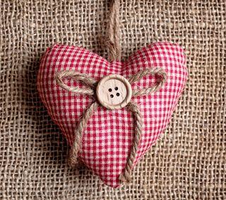 Обои на телефон ткани, сердце, романтика, любовь, love