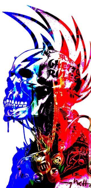Обои на телефон панк, рок, punk rock, ghetto
