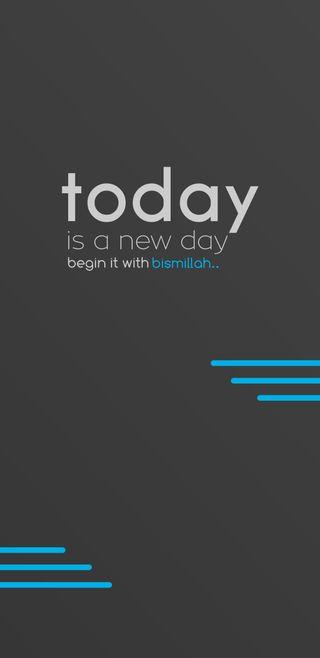 Обои на телефон сегодня, мусульманские, новый, исламские, день, господин, арабские, аллах, today is new day, merciful, akbar, adam