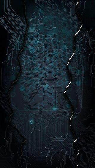 Обои на телефон технология, шторм, черные, футуристические, синие, новый, крутые, кибер, hd, cyber storm, 929