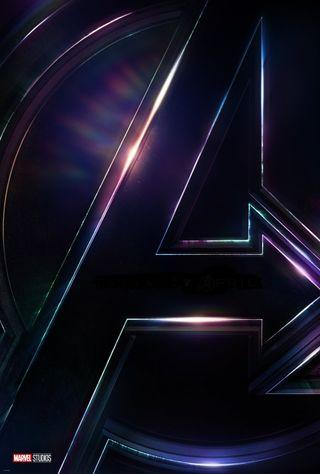 Обои на телефон постер, мстители, марвел, логотипы, война, бесконечность, marvel, avengers 3, avenger infinity war