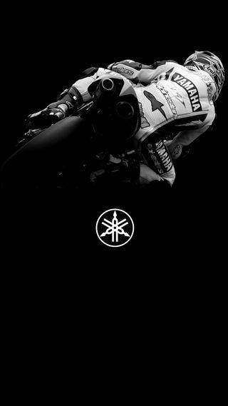 Обои на телефон ямаха, черные, мотоцикл, белые, yamaha, r1