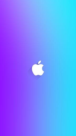Обои на телефон эпл, плоские, дизайн, айфон, minimaliste, iphone, apple vilet, apple, 5s, 5c