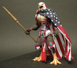 Обои на телефон орел, герой, bald eagle hero, bald eagle
