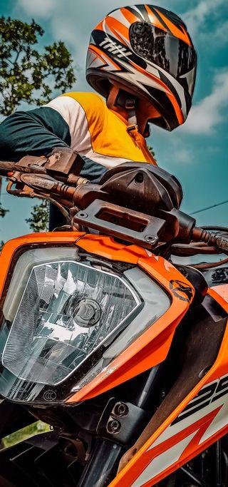 Обои на телефон мотоциклы, ктм, байк, duke 250, duke