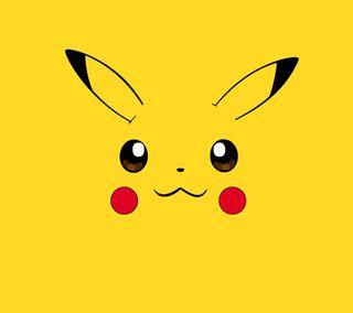 Обои на телефон пикачу, покемоны, мультфильмы, желтые, аниме, pokemons