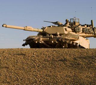 Обои на телефон танк, военные, abram
