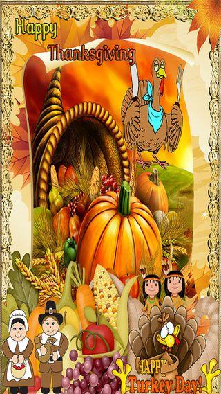 Обои на телефон тыква, турецкие, каникулы, день, благодарение, turkey day, pilgrims