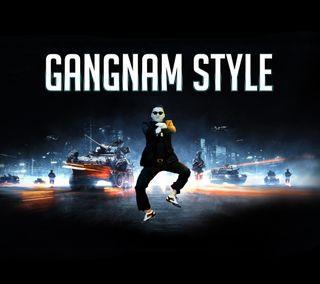 Обои на телефон стиль, игры, забавные, видео, psy, gangnam, battlefield