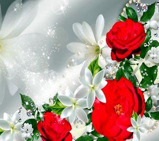 Обои на телефон розы, -------------