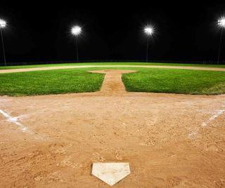 Обои на телефон бейсбол, поле, дом, home plate, baseball field 2, baseball field