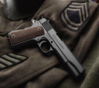Обои на телефон оружие, springfield armory, armory